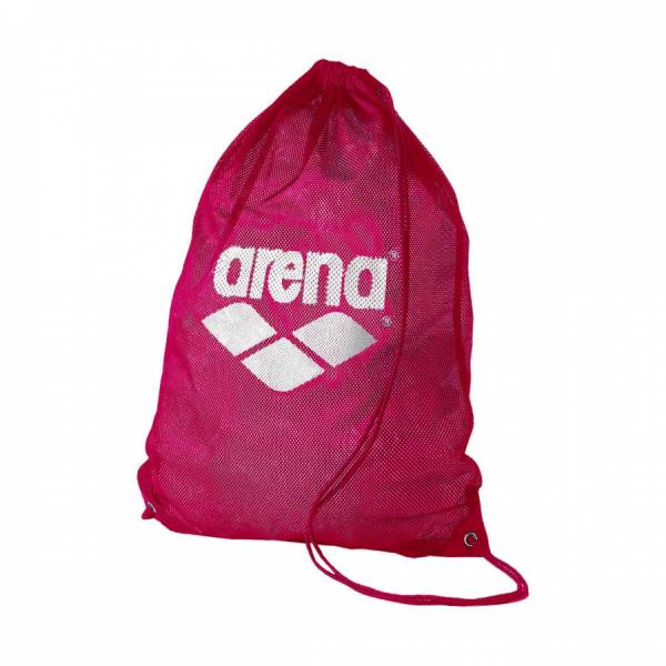 Arena Mesh Bag - Fuchsia