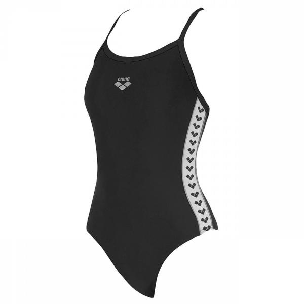 Arena Ladies Meteor Swimsuit (Black) FRONT