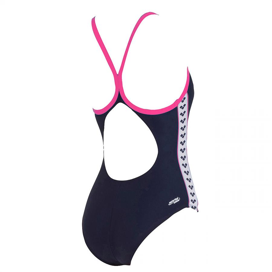Arena Ladies Meteor Swimsuit (Blue/Pink)