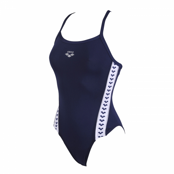 Arena Ladies Meteor Swimsuit (Navy) FRONT