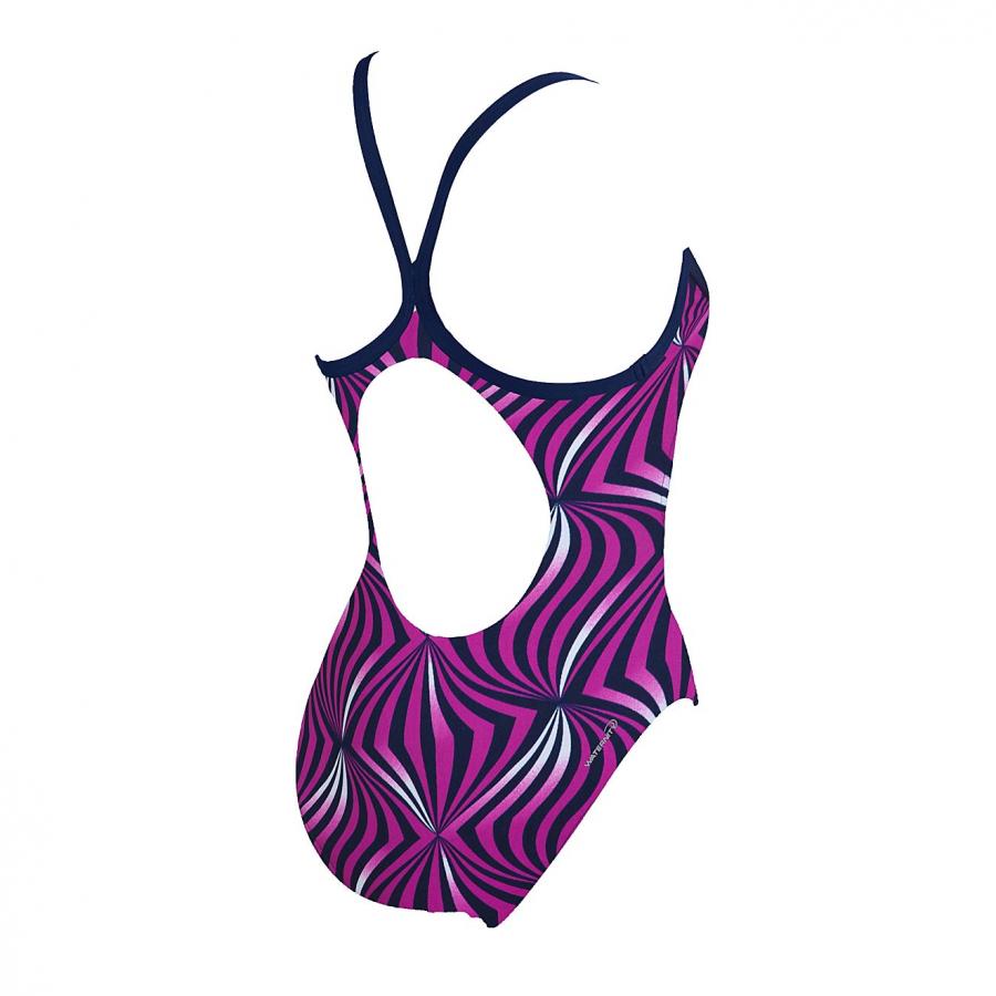 Arena Ladies Mirador Swimsuit (Fuchsia)