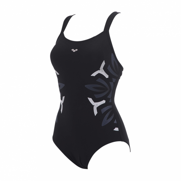 Arena Mosaic BodyLift Body Shaping Swimsuit