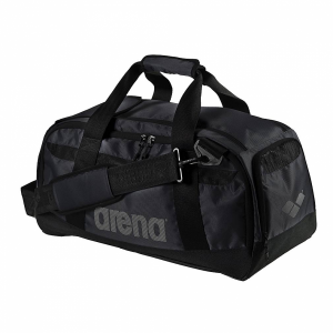 Arena Navigator Medium Sports Bag - Black