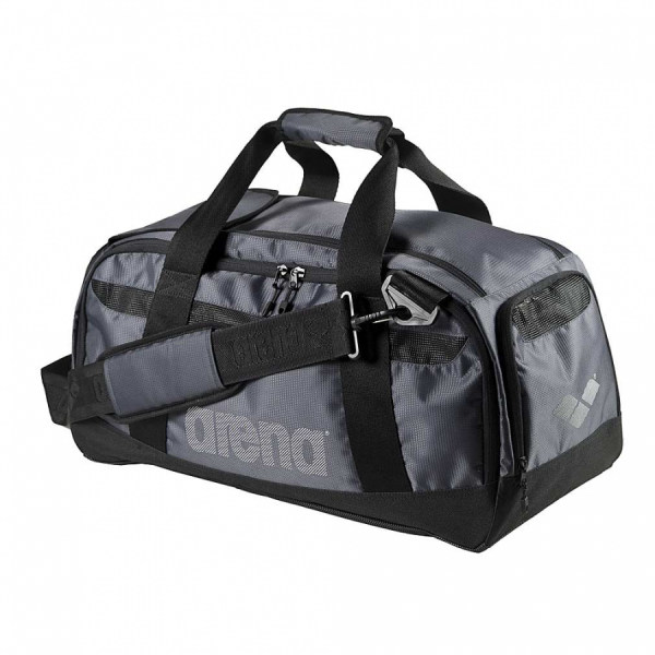 Arena Navigator Medium Sports Bag - Grey blue