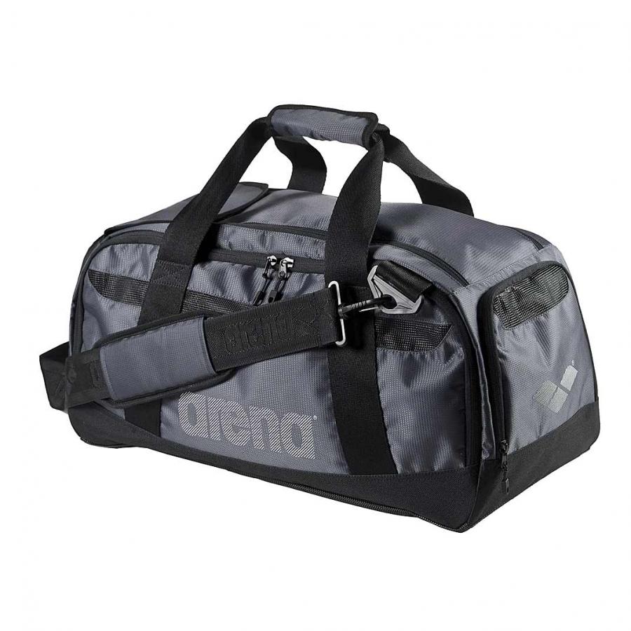 a8a181ccec Arena Navigator Small Sports Bag - Grey Blue