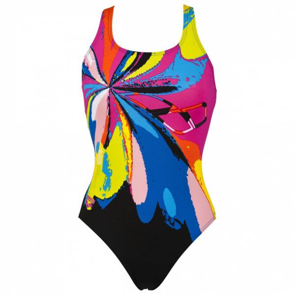 Arena Swimsuit- Nova black