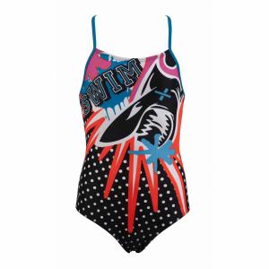 Arena Ocean Girls Swim Costume