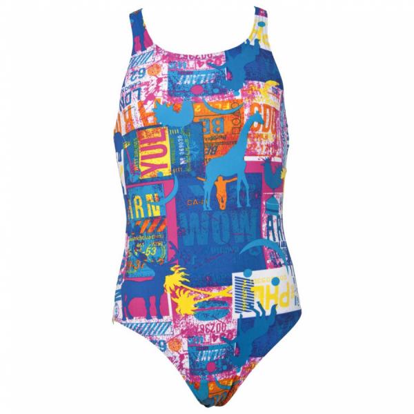 Arena Junior Blue Swimsuit - Passport