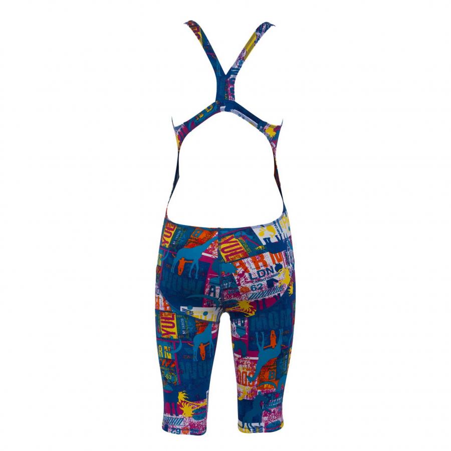 Arena Passport Short Leg Swimsuit