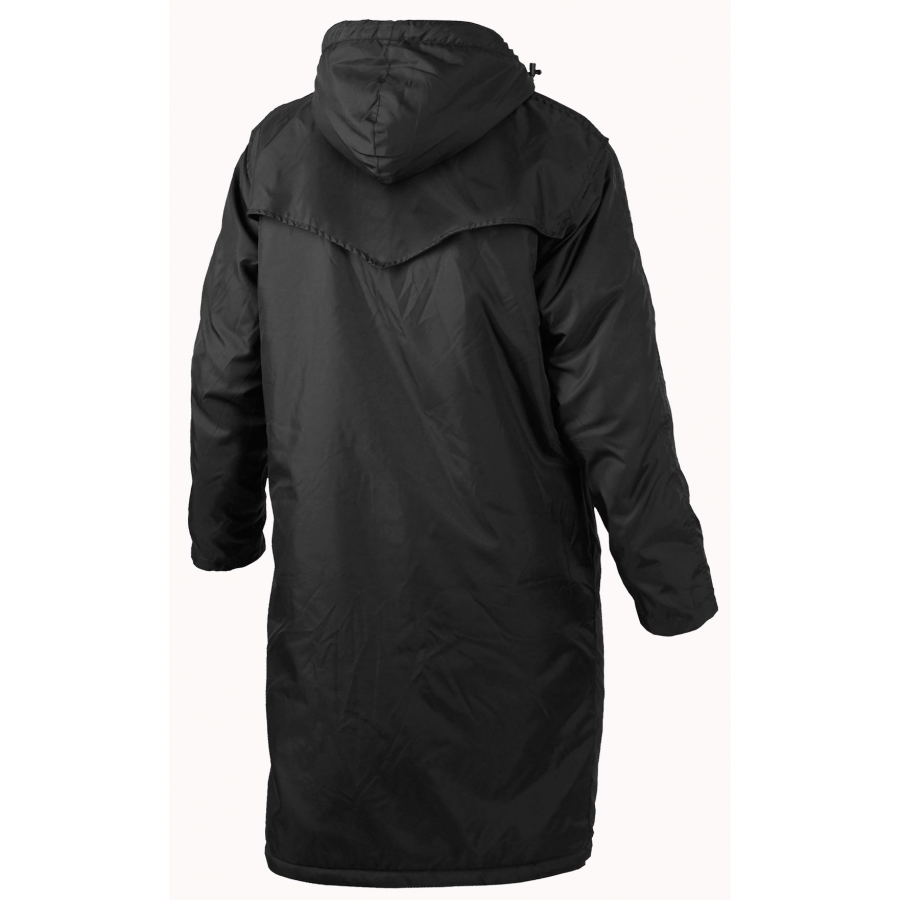 Arena Piston Fleece Lined Long Jacket - Back