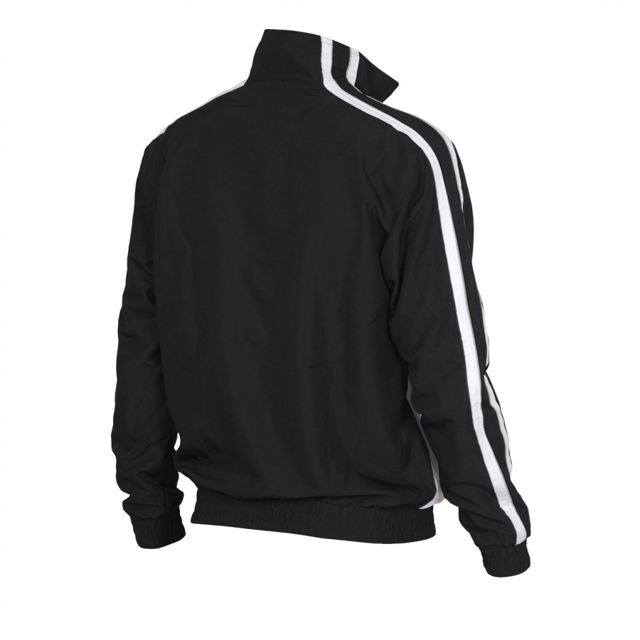 Unisex Arena Prival Full Zip Jacket - Black
