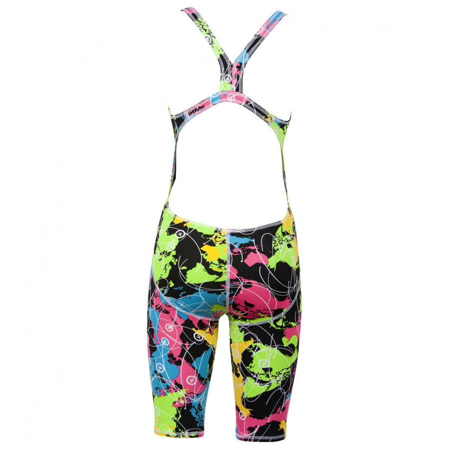 Arena Routes Short Leg Swimsuit
