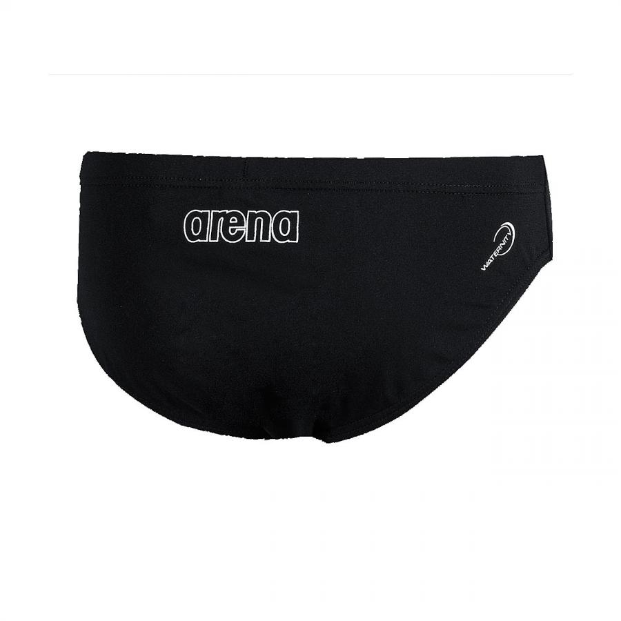Arena Saredox Junior Trunks (5cm)  - Black (Back)