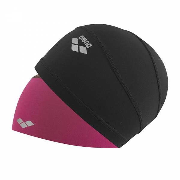 Arena Smart Cap - Black / Petunia