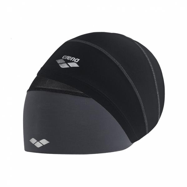 Arena Smart Cap - Black / Grey