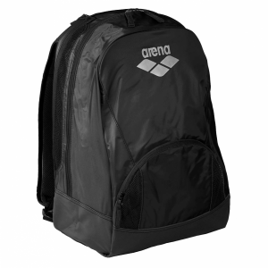 Arena Spiky Backpack - Black