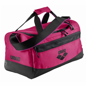 Arena Spiky Medium Sports Bag - Fuchsia