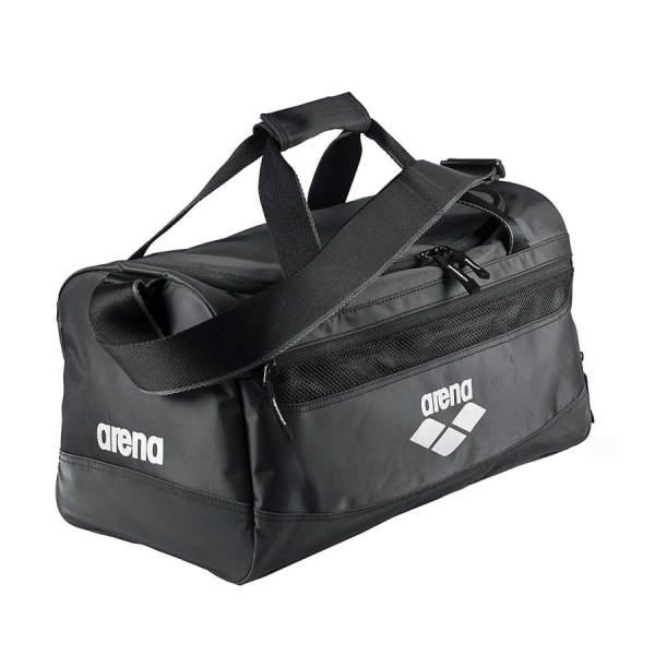 Arena Spiky Small Sports Bag - Black