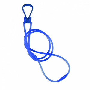Buy Nose Clip With Strap - Blue
