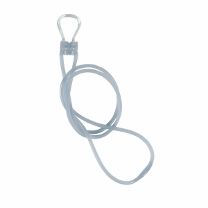 Buy Nose Clip With Strap - Clear
