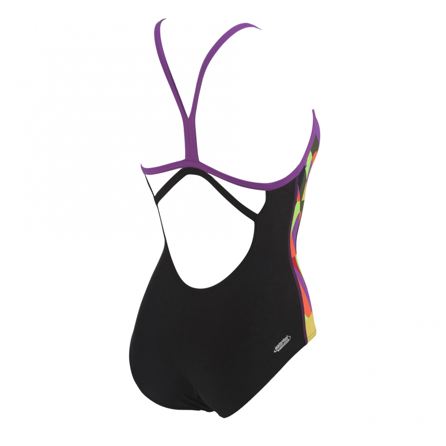 Arena Ladies Summer Black Swimsuit