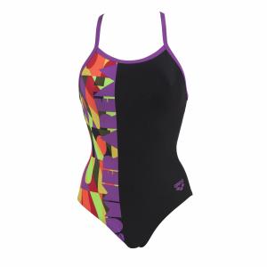 Arena Ladies Summer Black Swimsuit