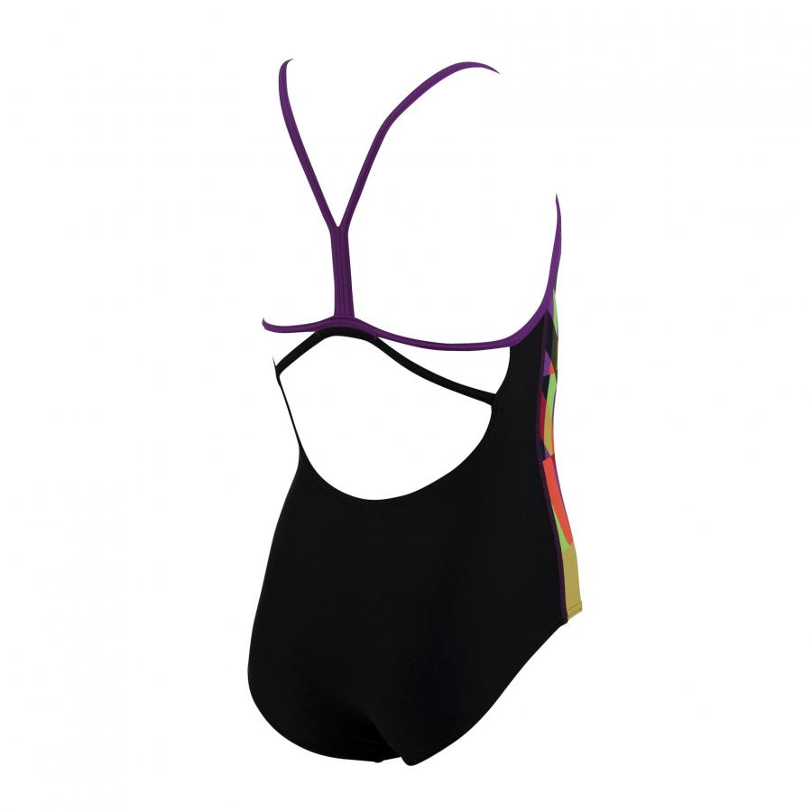 Girls Summer Junior Black Swim Suit