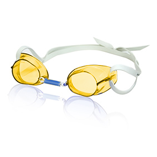 Arena Swedish Elite Racing Goggles - Yellow Lens