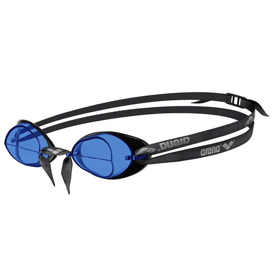 Arena Swedix Racing Goggles - Blue Lens