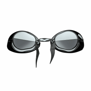 Arena Swedix Mirror Racing Goggles - Smoke/Silver Lens