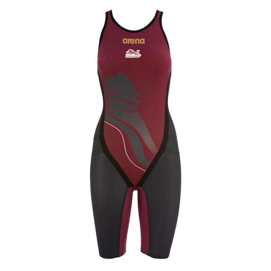 Buy Team England Arena Carbon-Flex Closed Back Short Leg Suit Online at arenaswimwearstore.com