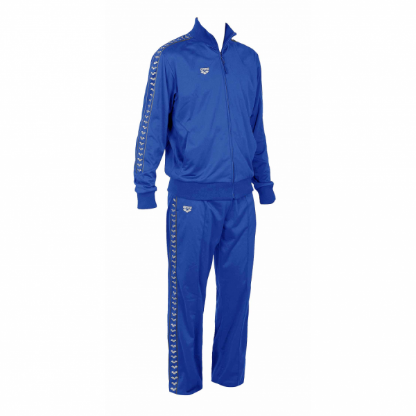 Unisex Arena Throttle Youth Tracksuit - Royal Blue