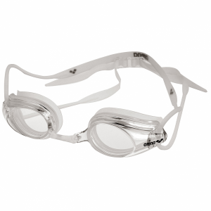 Arena Tracks Racing Goggles - Clear Lens
