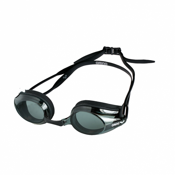Arena Tracks Racing Goggles - Smoke Lens