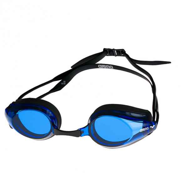 Arena Tracks Racing Goggles - Blue Lens