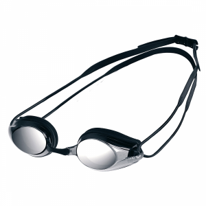 Arena Tracks Mirror Racing Goggles - Smoke Lens