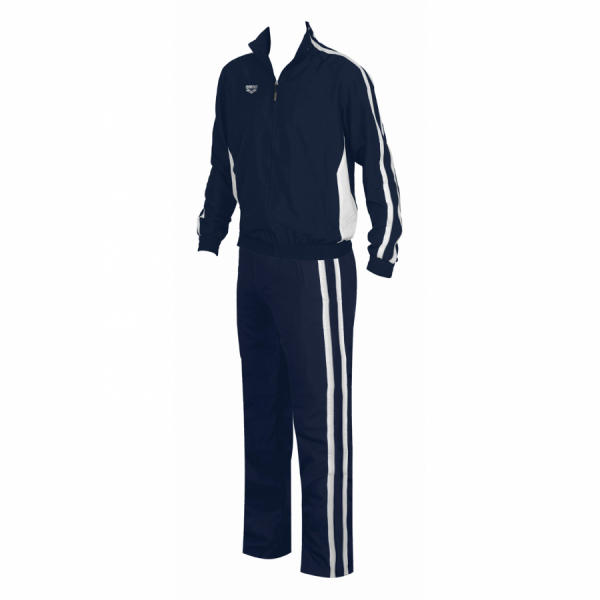Unisex Arena Tribal Youth Tracksuit - Navy