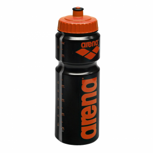 Buy Arena Water Bottle - Black / Orange