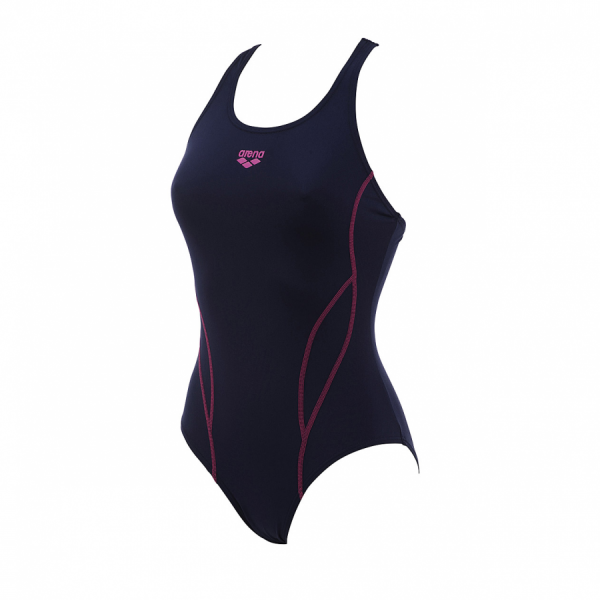 Arena Navy Blue Swimsuit - Wing