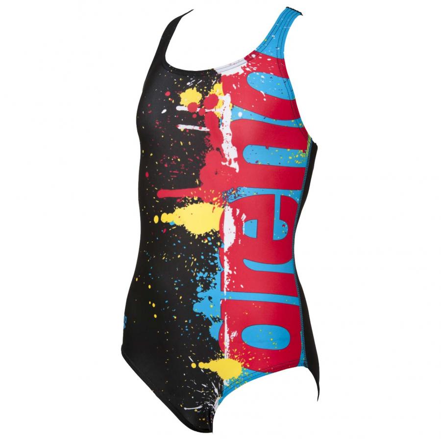 Buy Arena Girls Black Swimsuit - Writer
