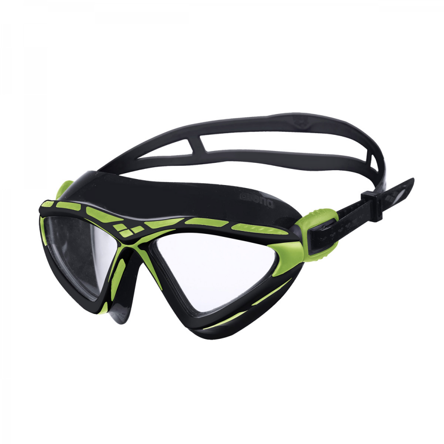 By Arena X-Sight Open Water Triathlon Goggles - Black