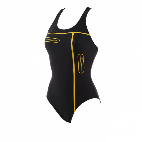 Arena Zip Swimming Costume