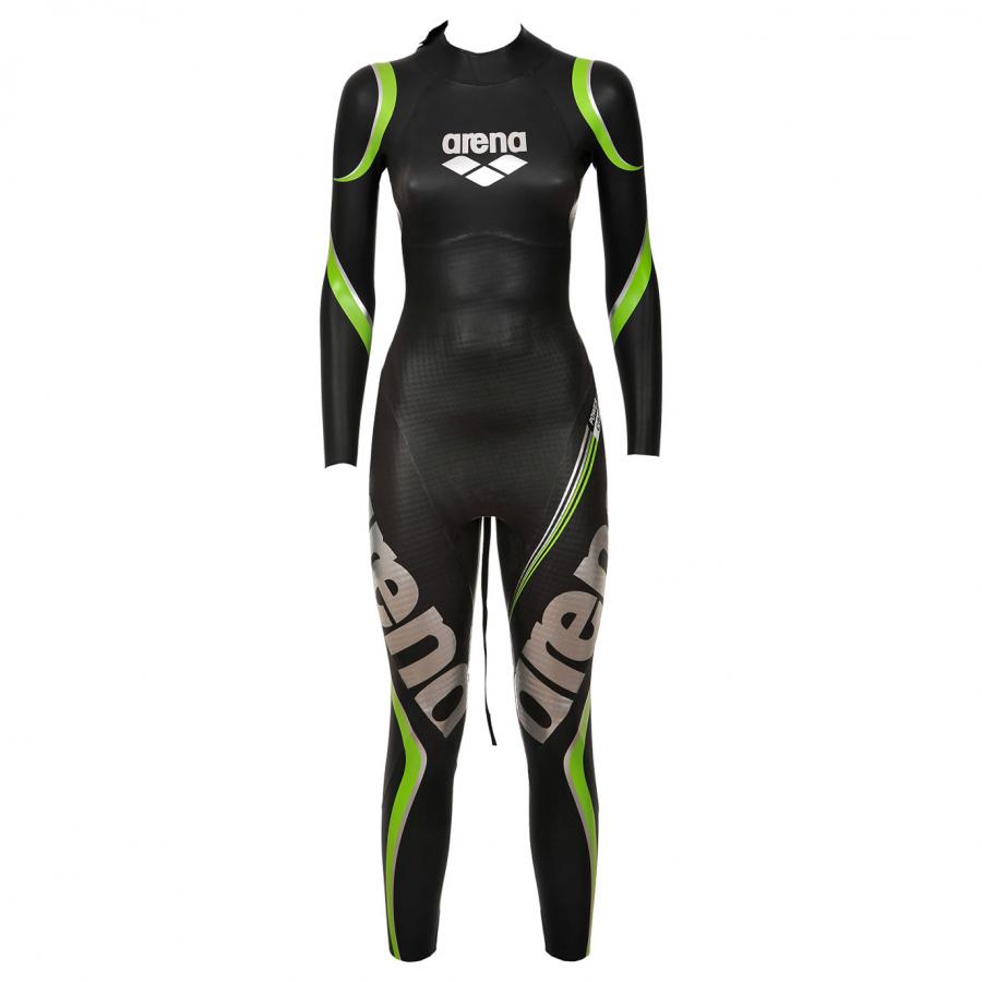 Buy Ladies Arena Carbon Tri Wetsuit