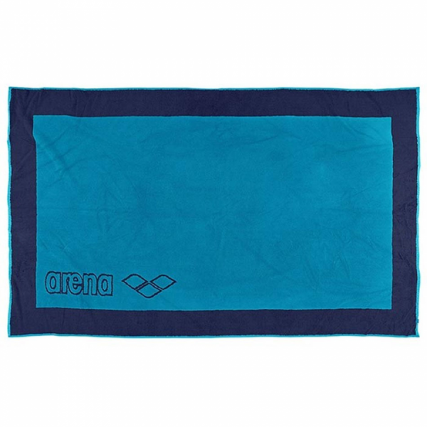 Shop Arena BIG Towel - Blue