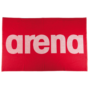 Shop Arena Handy Towel - Red