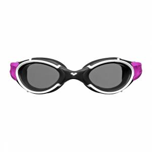 Shop Arena Nimesis Woman Swim Goggles Smoke Lens