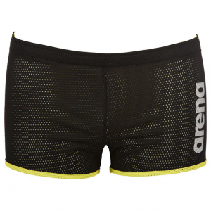 Buy Arena Square Cut Drag Shorts - Black