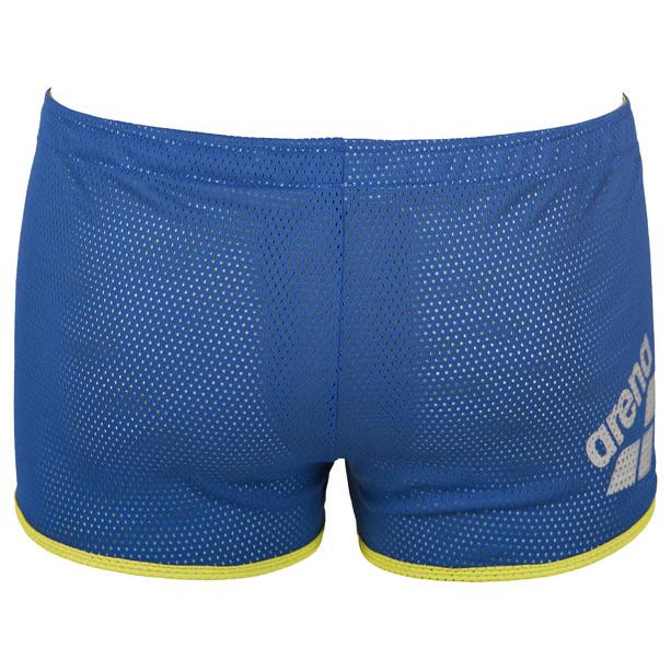 Buy Arena Square Cut Drag Shorts - Royal
