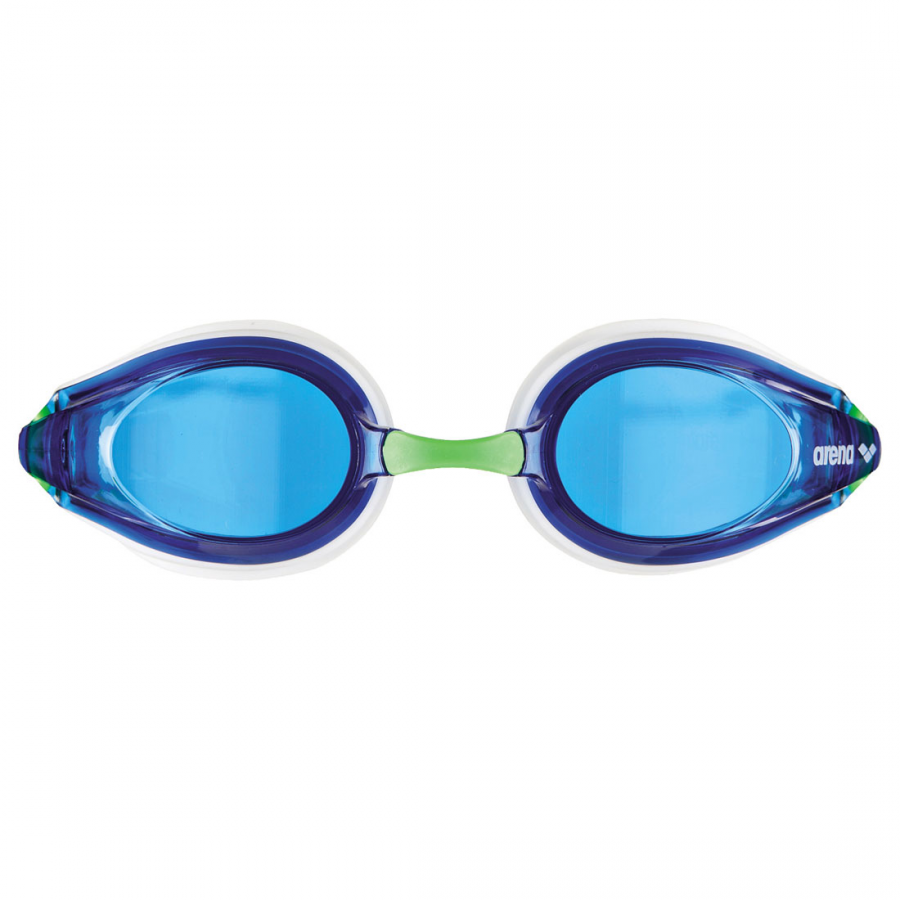 Buy Arena Tracks Racing Goggles - Blue / Green