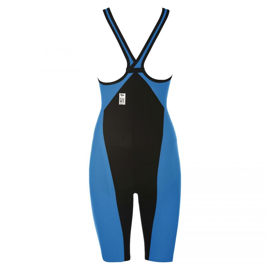 Buy Arena Carbon Flex Closed Back Suit - Blue